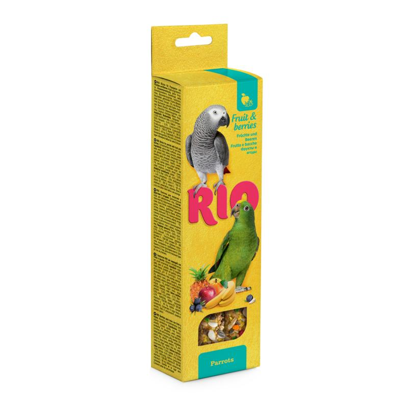 RIO Fruit and Berry Bars for Parrots