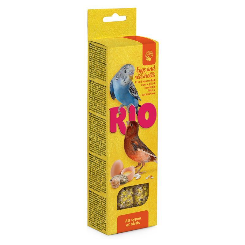RIO Egg and Snail Bars for Birds
