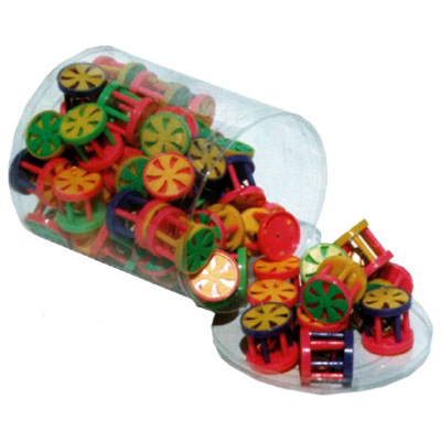 Rattle Roll Cat Toy
