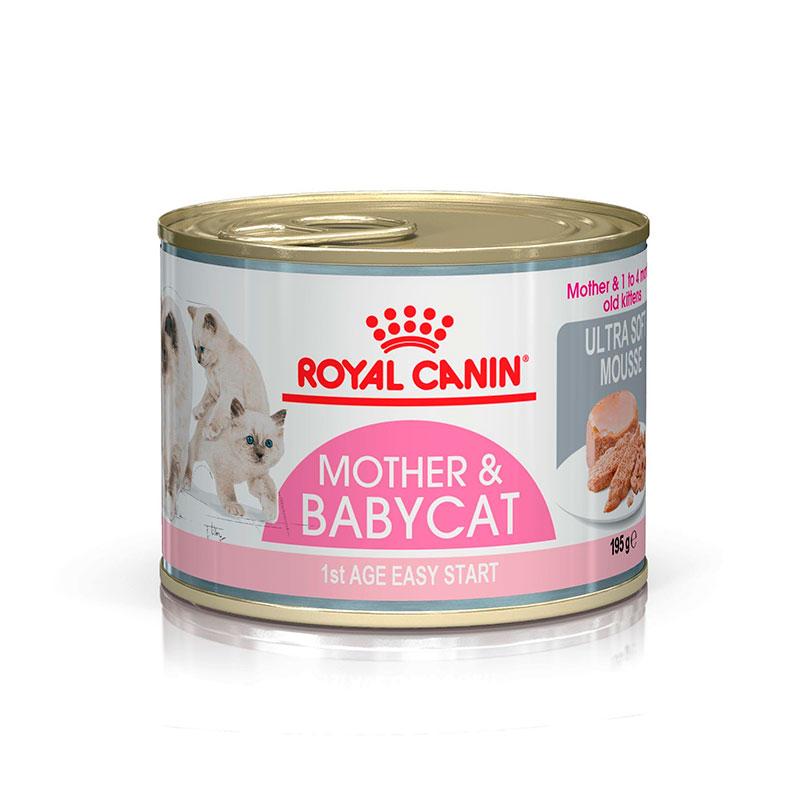 Royal Canin Babycat Instinctive Lata 195gr