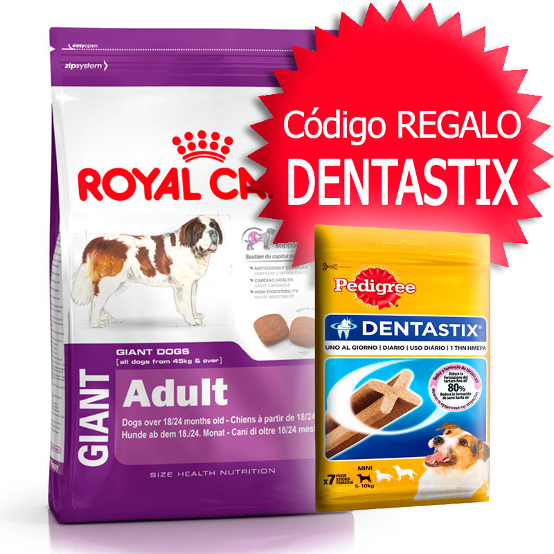 Royal Canin Giant Adult 15Kg+Coupon