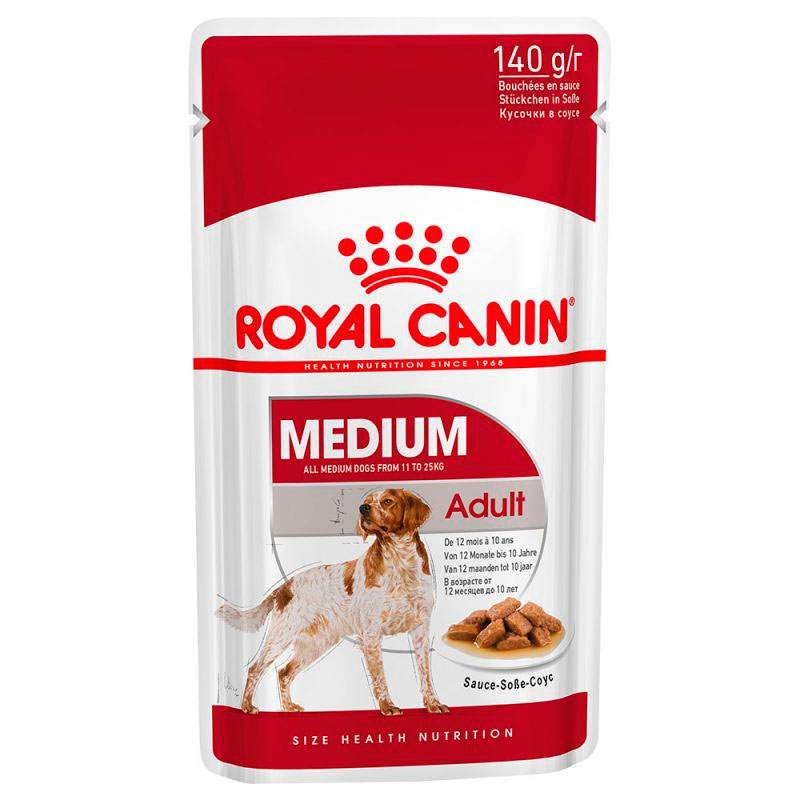 Royal Canin Medium Adult Wet Food for Dogs