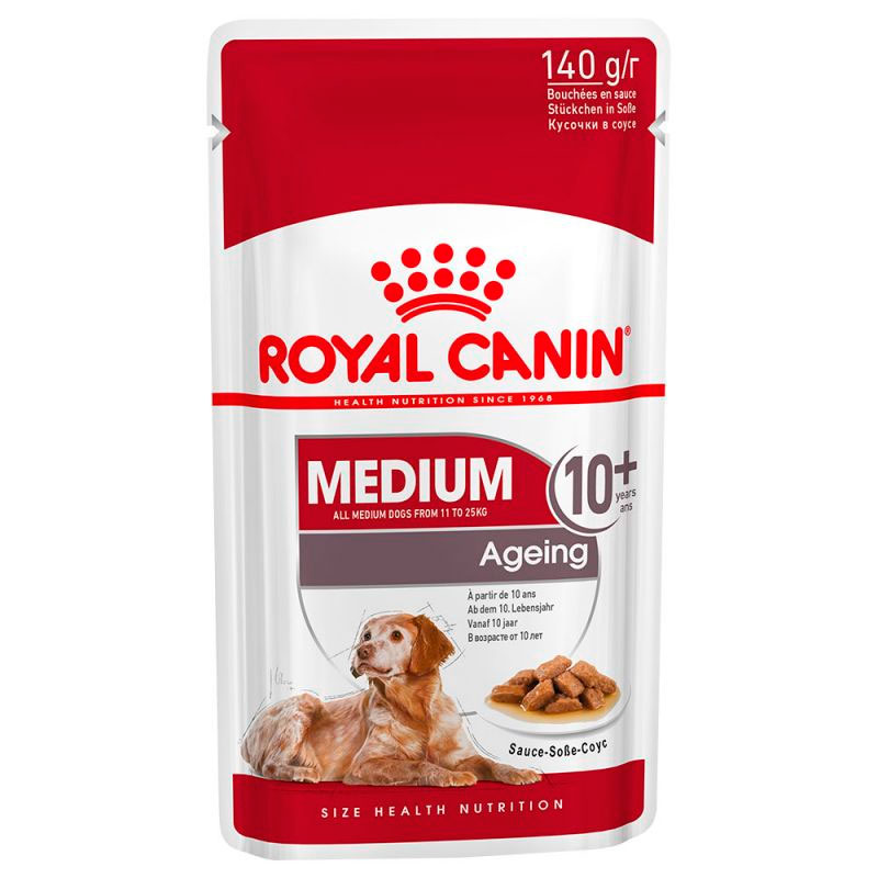 Royal Canin Medium Ageing 10+ Wet Food for Dogs