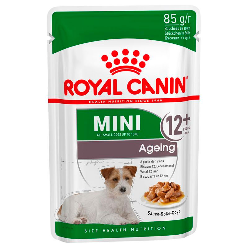 Royal Canin Mini Ageing +12 Pouch