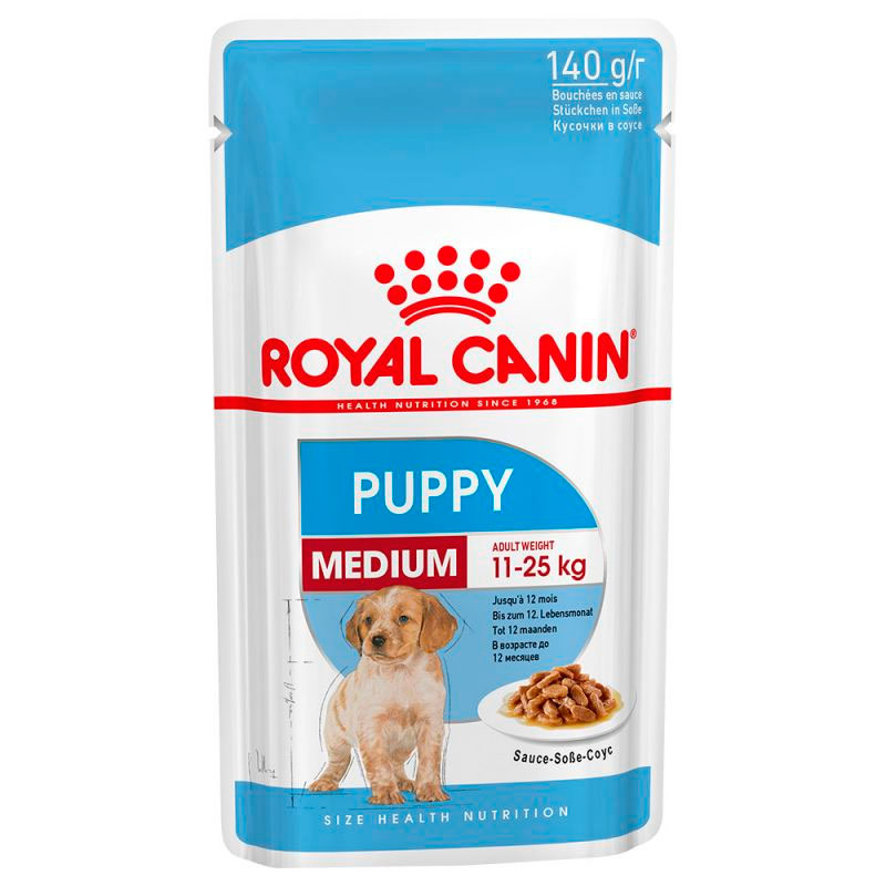 Royal Canin Medium Puppy Wet Food for dogs