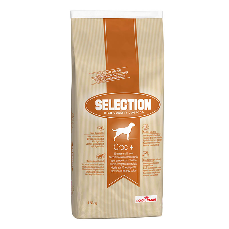 Royal Canin Selection HQ Croc+ Adult 15Kg