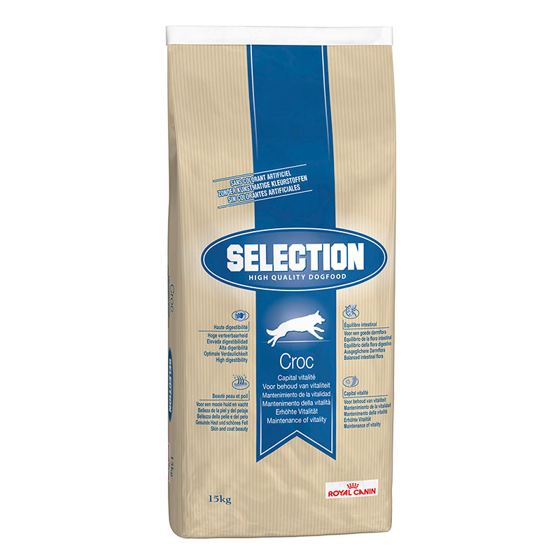 Royal Canin Selection HQ Croc Adult 15Kg