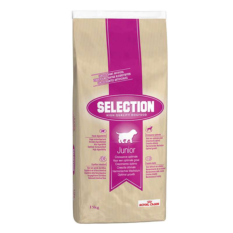 Royal Canin Selection HQ Junior 15Kg