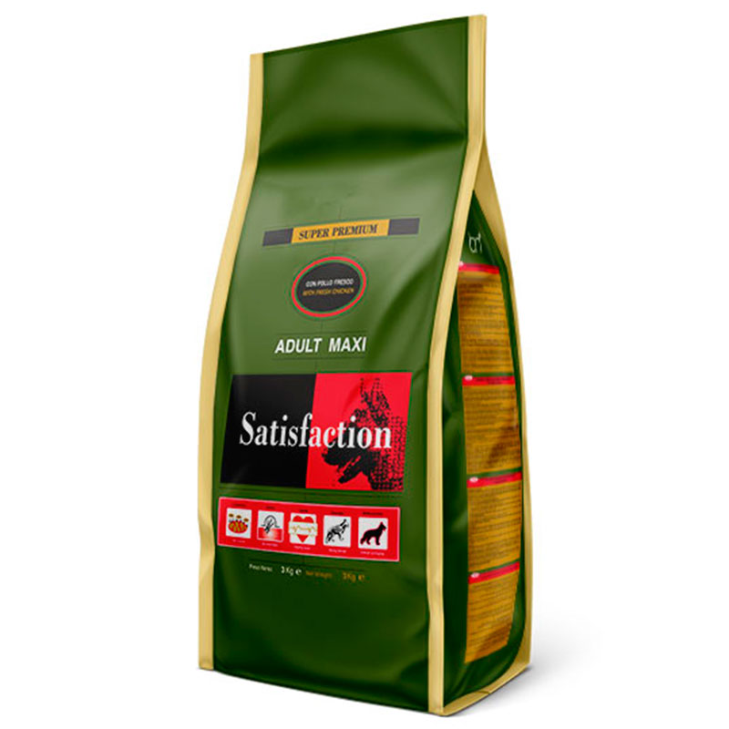 Satisfaction Adult Maxi 15Kg