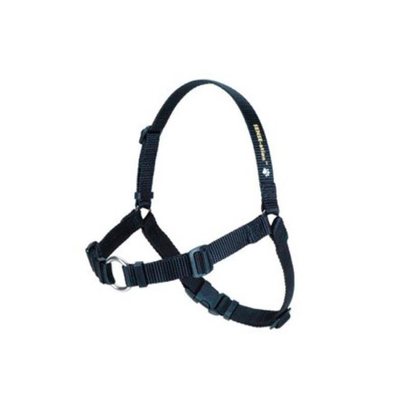 Sense Ation Dog Harness Black