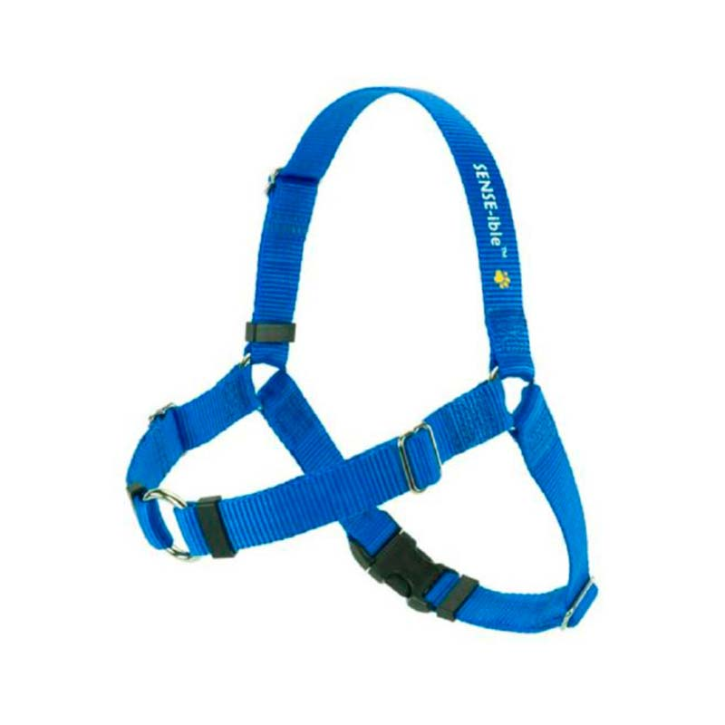 SENSE-ible® Dog Harness Blue