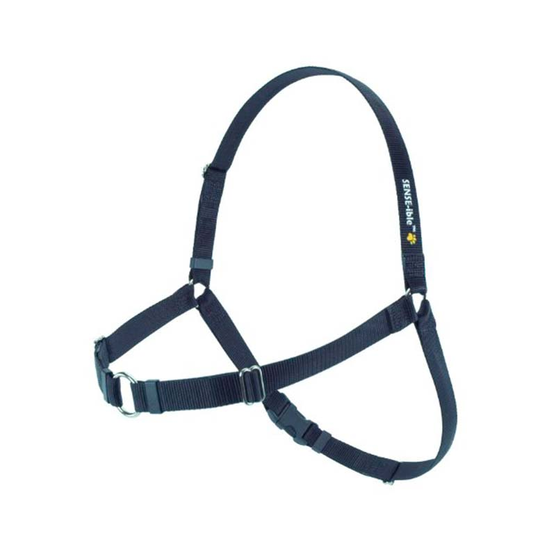 SENSE-ible® Dog Harness Black