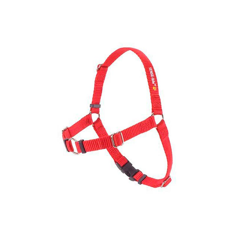 SENSE-ible® Dog Harness Red