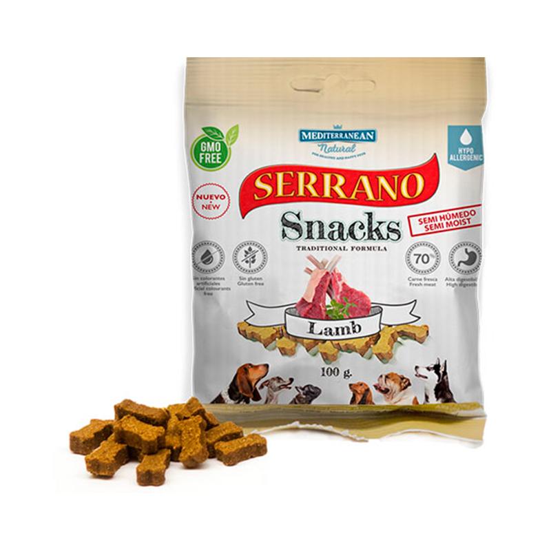 Mediterranean Snack Serrano Snack Lamb