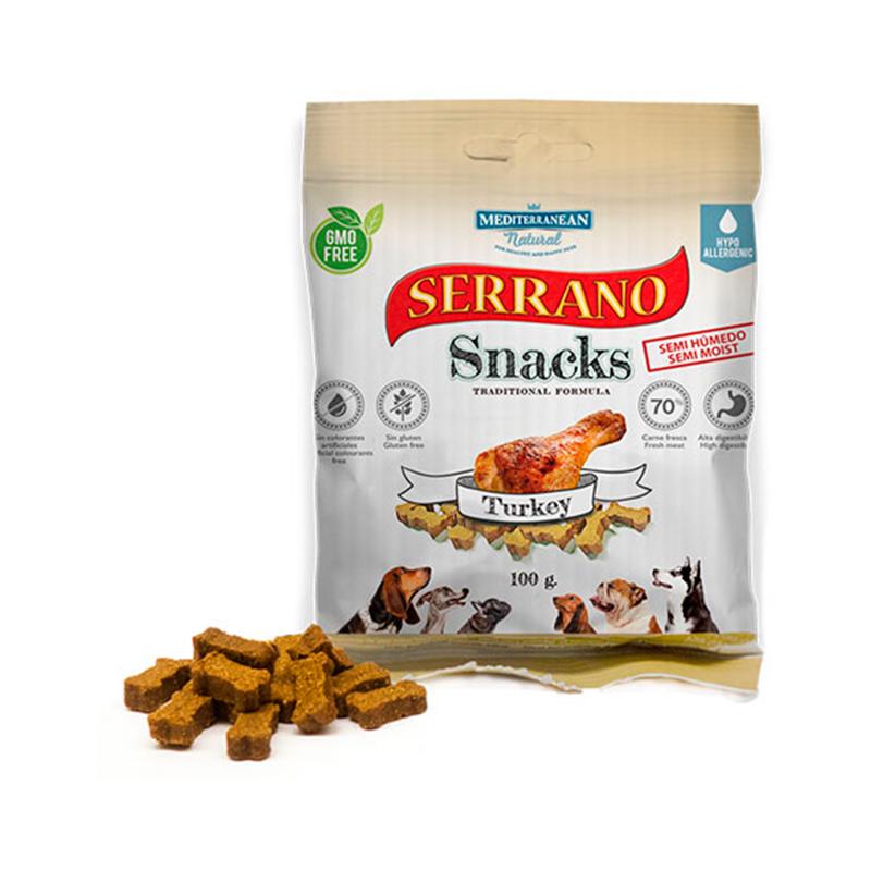 Mediterranean Snack Serrano Snack Turkey