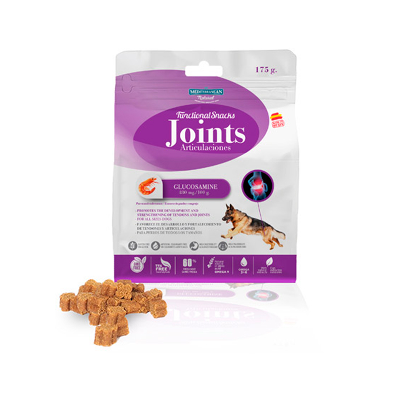 Mediterranean Snack Functional Joints