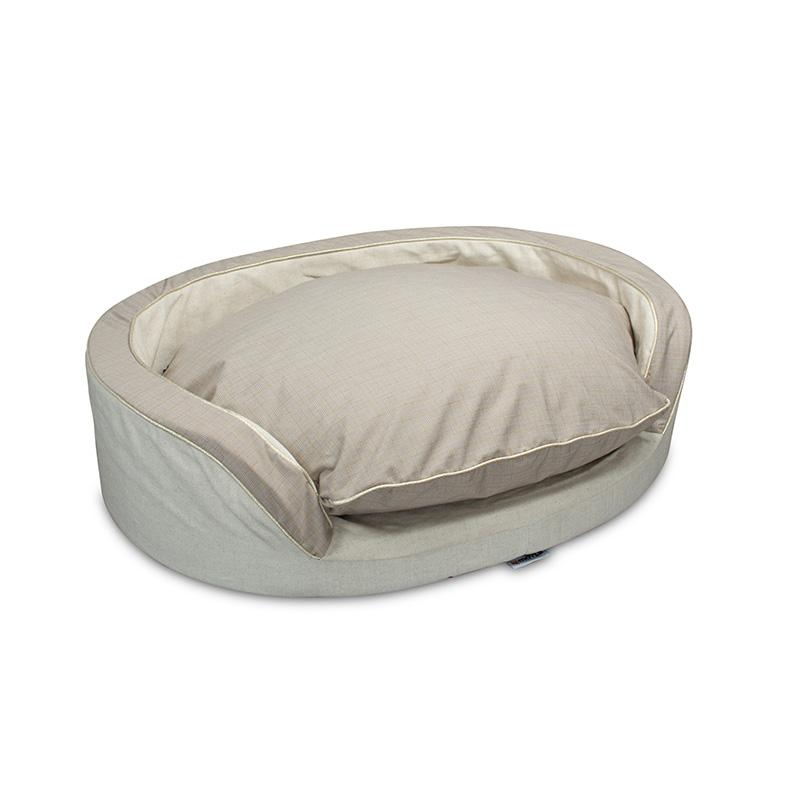 Perro camas para perros sof s cama sof pr ncipe de for Nylon para estanques