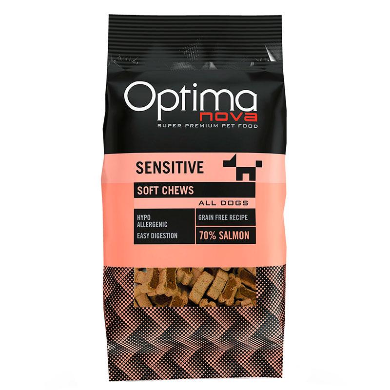 Optima Nova Soft Chews Sensitive Salmon