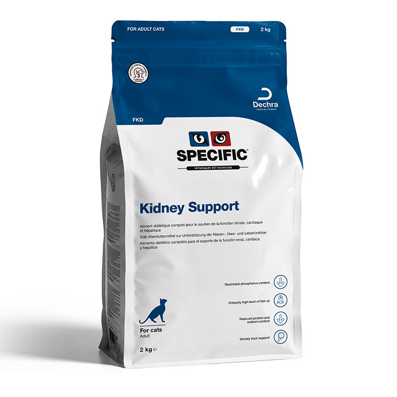 Specific Feline FKD Kidney Support
