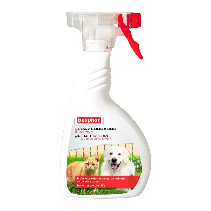Spray Educador Exterior Beaphar 400ml