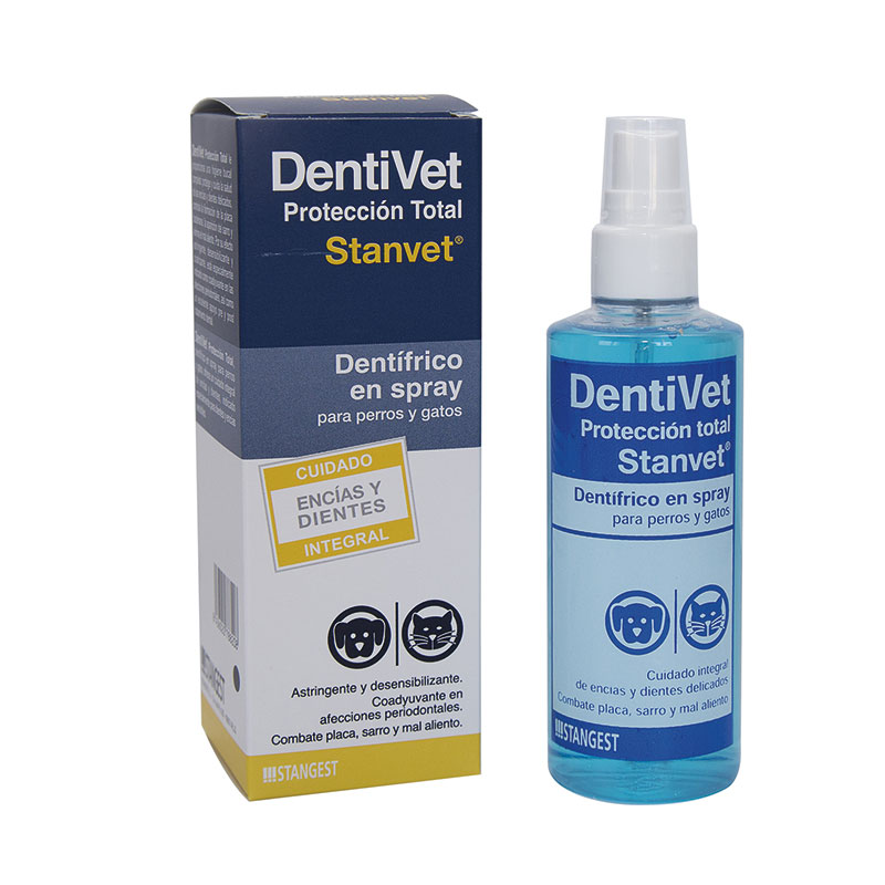 Dentivet Dentifrice in Spray