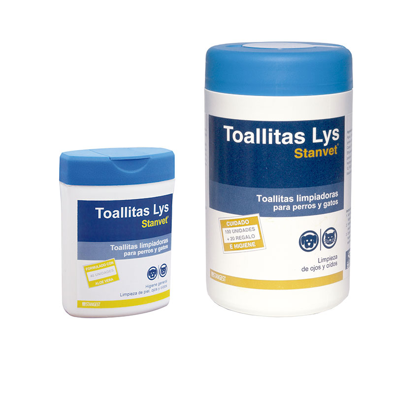 Lys Hygienic Wipes Eyes and Ears