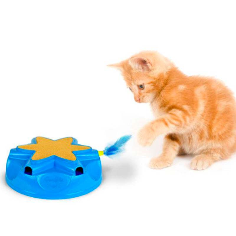 Starmark Cat Toy OurPets Catty Wrack