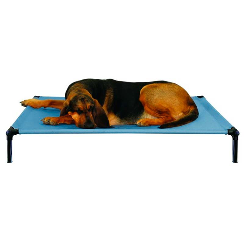 Starmark Cama DogZone Pro Training Bed + Clicker/CD Azul