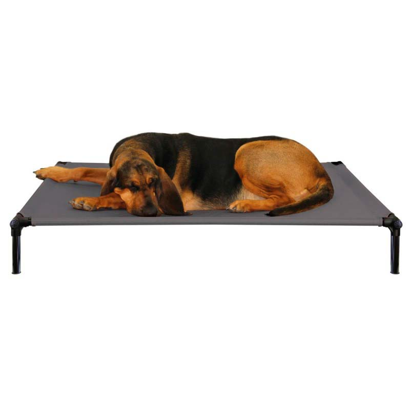 Starmark Cama DogZone Pro Training Bed + Clicker/CD Negro