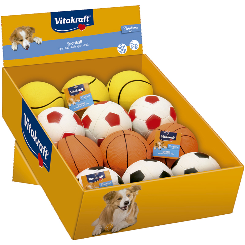 Vitakraft Rubber Balls for Dogs