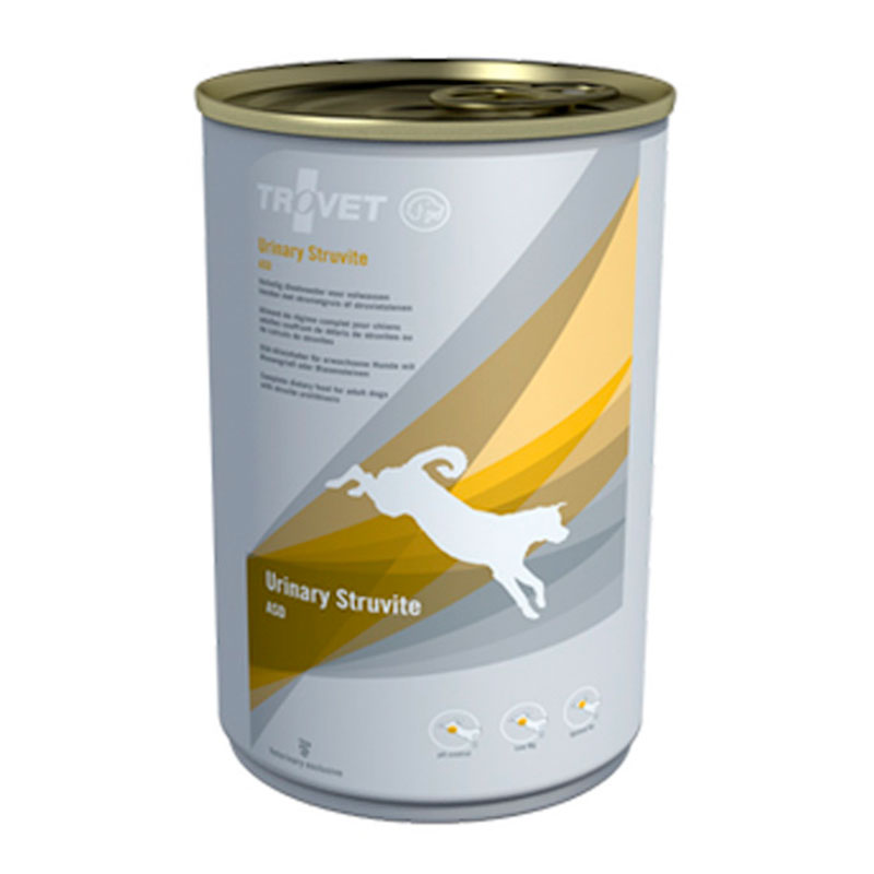 Trovet Urinary Struvite Dog ASD Can 400gr