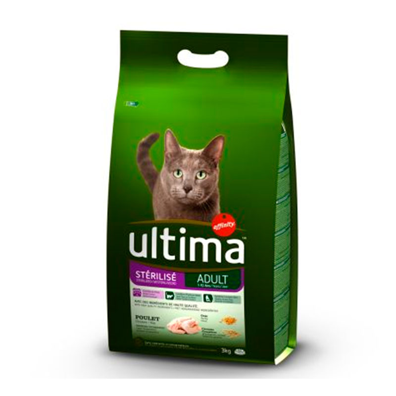 Affinity Ultima Sterellized Cat Chicken