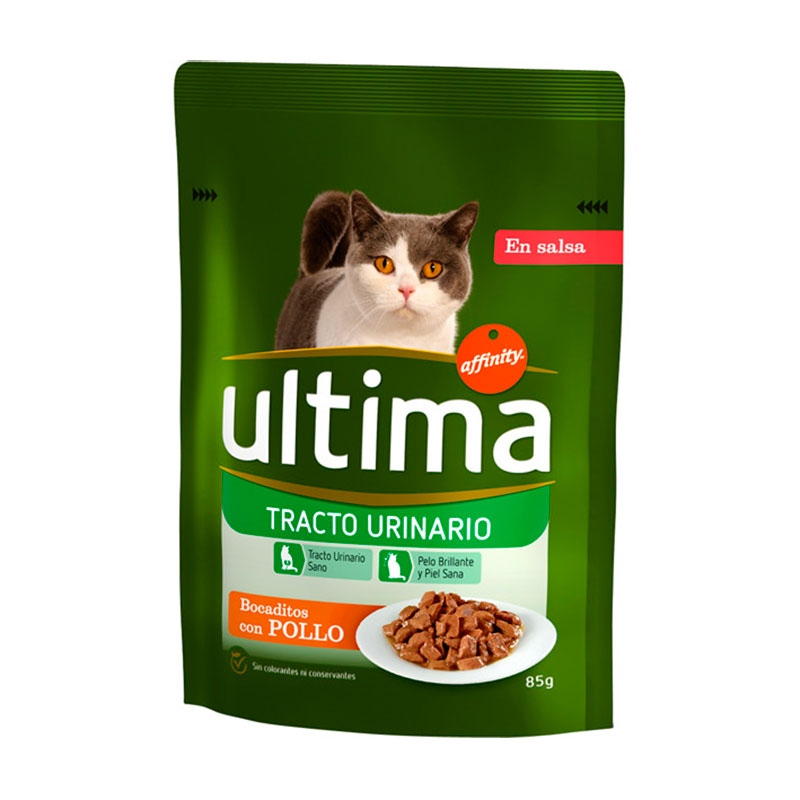 Affinity Ultimate Cat Urinary Tract Pouches with Chicken