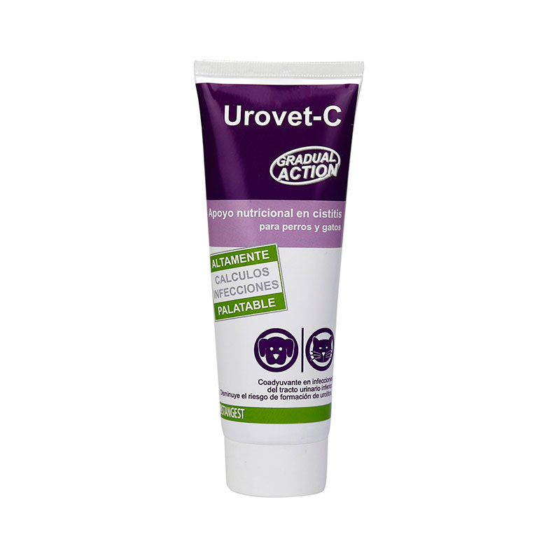 Urovet-C for dogs and cats with IR paste 100gr