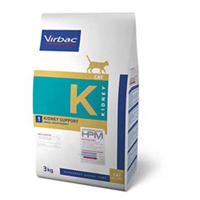 Virbac Dietas Cat K1 Kidney Support
