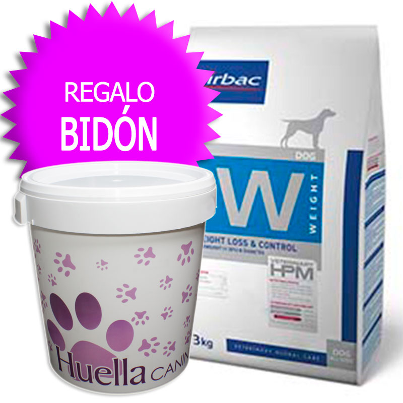 Virbac Vet Complex Perro W2 Weight Loss & Control