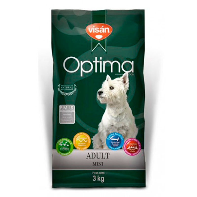 Visan Optima Adult Mini Chicken & Rice