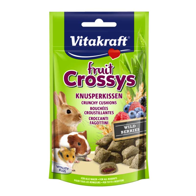 Vitakraft Fruit Crossys Guinea Pig