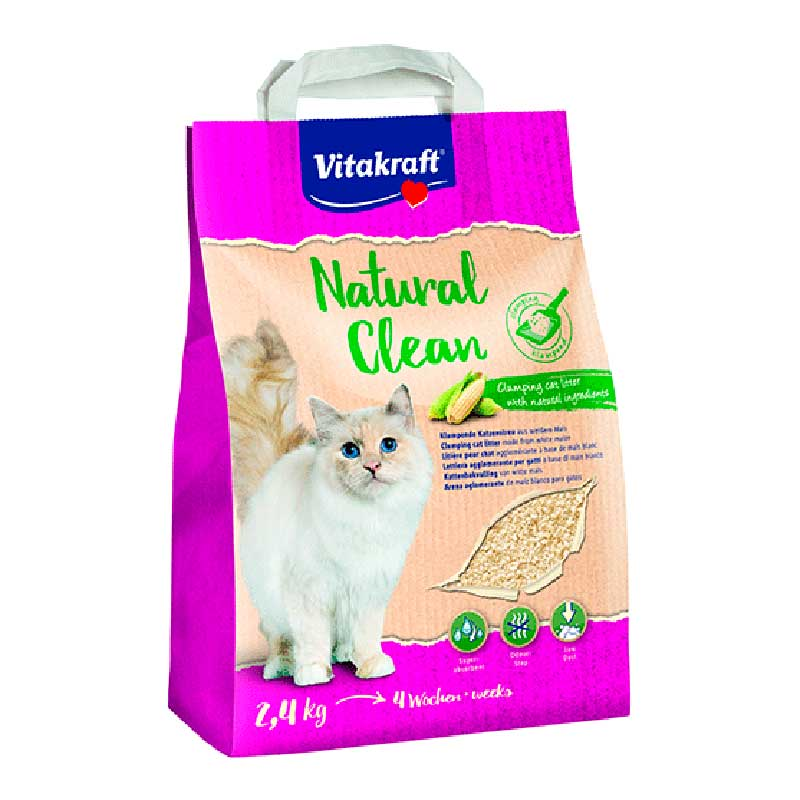Vitakraft Natural Clean Cat