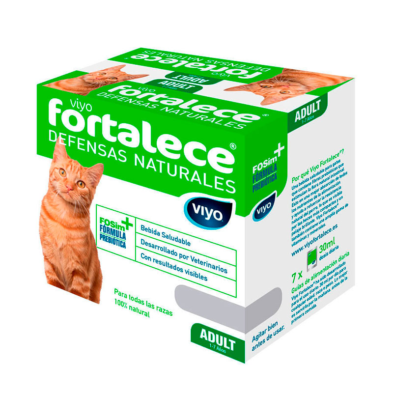 Viyo Fortalece Cats – Adult (1 - 7 years old)