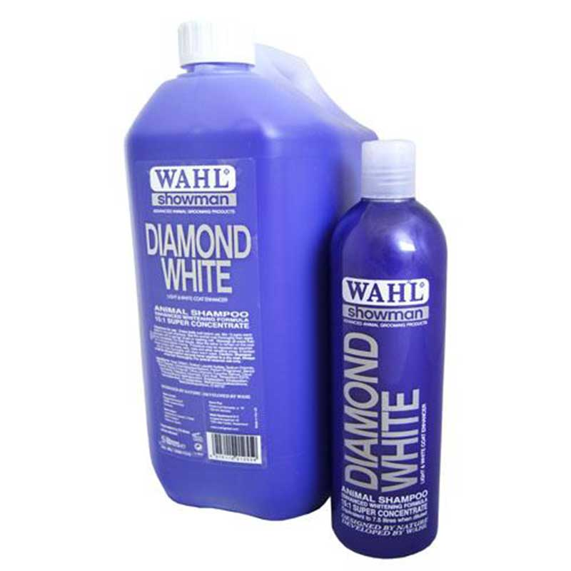 Wahl Champú Diamond White