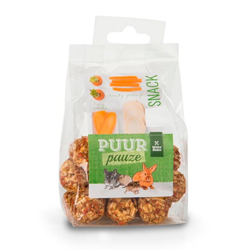 Witte Molen Puur Snack Carrot and Parsnip