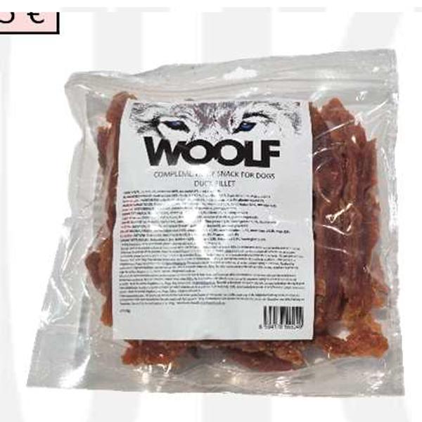 Woolf Dog Duck Fillet Treats