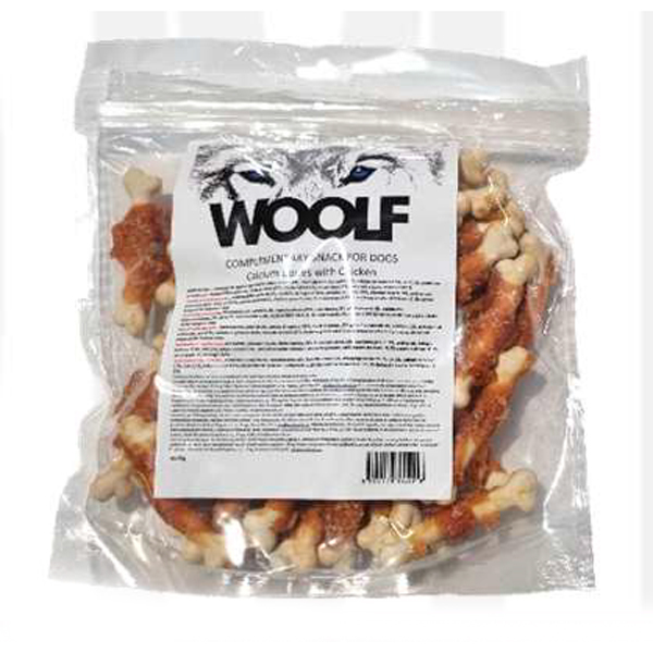 Woolf Calcium and Chicken Bone Awards for Dog