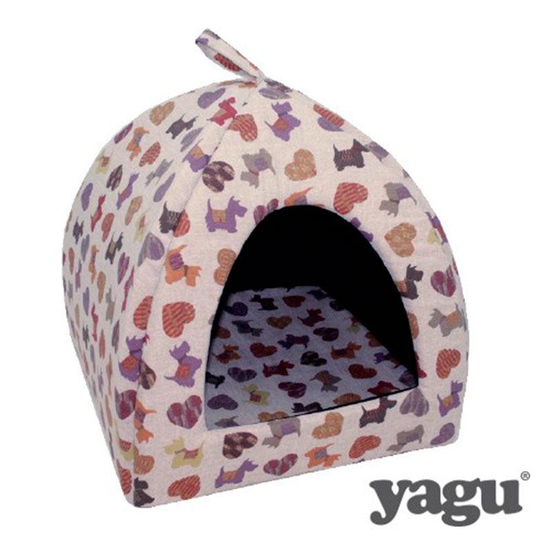 Yagu Rest Igloo Doggy Foam