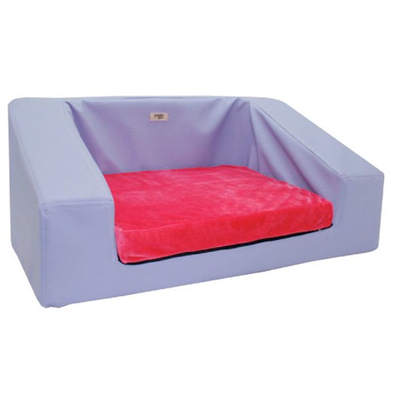 Perro camas para perros sof s yagu descanso sill n candy - Sillon cama tenerife ...