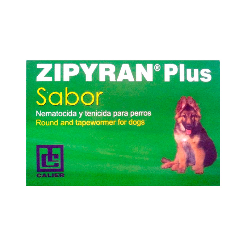 Internal Antiparasitic Zipyran Plus Flavor