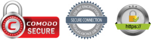 Comodo SSL Certification.
