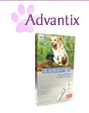 ADVANTIX (pipettes) - Extern Wormers For Dogs